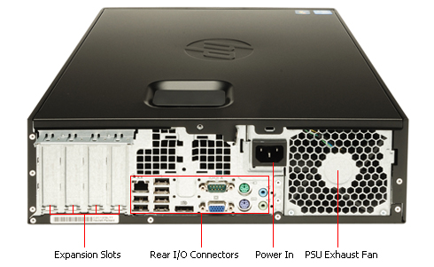 HP Elite 8200 Small Form Factor - Calgary Tech Rent